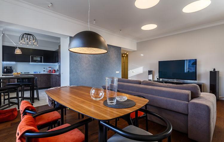 Дизайн квартиры в Красном доме