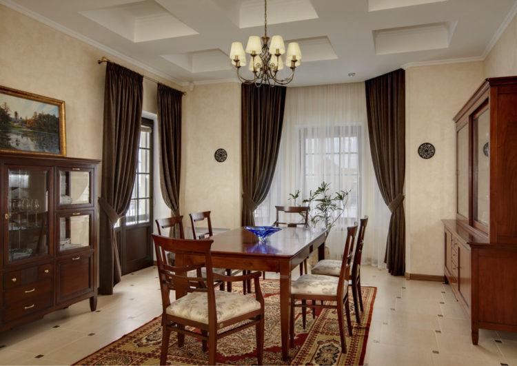 Дизайн интерьера дома в Павлово, Подмосковье
