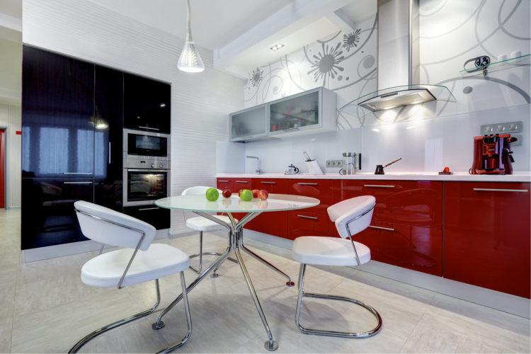 Дизайн интерьера квартиры на ул. Арх. Власова